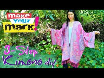 How to: 3-Step Kimono