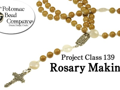 How to Make a Beaded Rosary