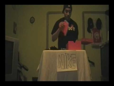 How To Make Nike Shoes
