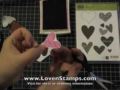 How To Use Scissors: Meg's Stamping 101 Tutorial