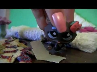 LITTLEST PET SHOP: The popularity papers #3 (season 1) (knit wit)