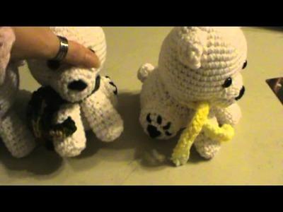 My crochet Polar bears