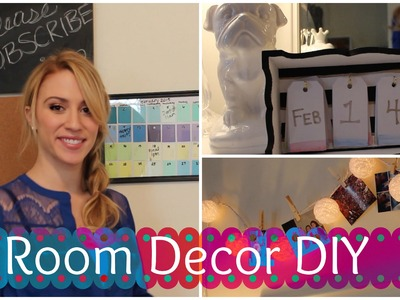 Room Decor DIY!