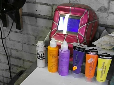 Airbrush tips- Using crafts acrylic cheap paints to airbrush