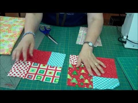 Double Slice Layer Cake Quilt Tutorial
