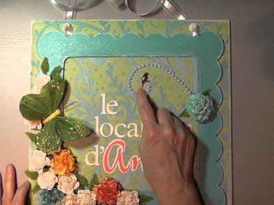 Handmade Craft Room Sign for Angel