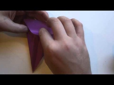 Paper folding, NOT Origami, AMSR (no talking)