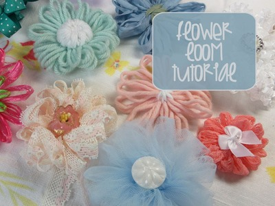 Retro Crafts: The Flower Loom