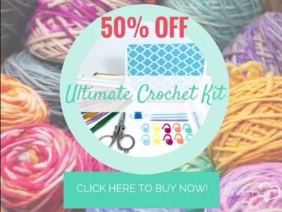 The Ultimate Crochet Kit by TenderHeart Crochet Shop!