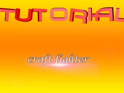 TUTORIAL - COMO BAIXAR E INSTALAR O CRAFT FIGHTER