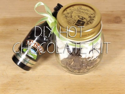 DIY gifts: Hot Chocolate kit - Fashiulous