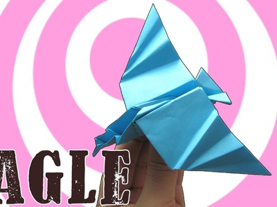 Origami Eagle Instructions