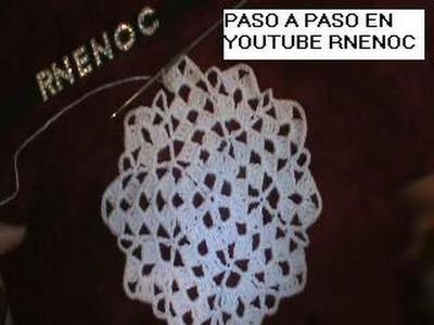 2 DE 8 COMO TEJER CHALECO REDONDO DAMA NIÑA GANCHILLO CROCHET