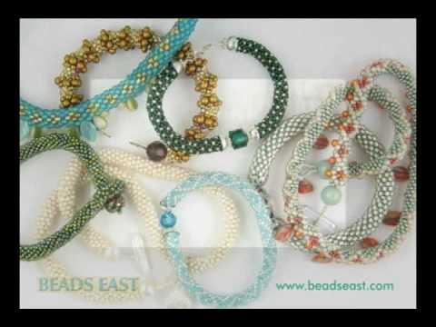 Bead Crochet basics Beads East