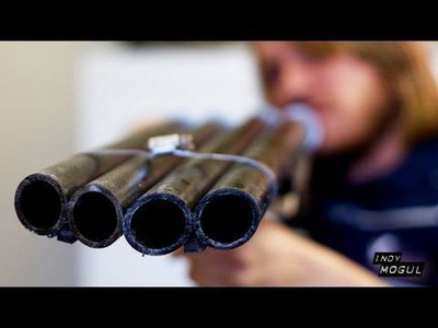 Blow Away Your Friends, Shotgun Special, DIY Tutorial : .