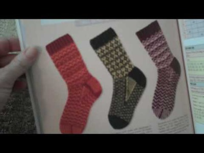 Book Review - More Sensational Knitted Socks