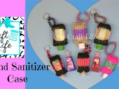 Craft Life Hand Sanitizer Case Tutorial On One Rainbow Loom