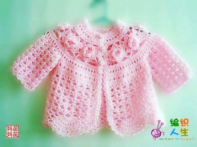 Crochet Baby Frock