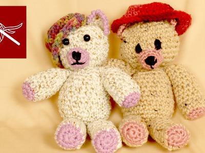 Crochet Bear - Amigurumi