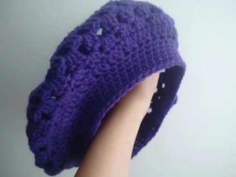 Crochet Kingston Hat