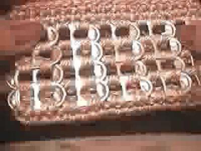 CROCHET: MONEDERO CON ANILLAS DE LATA 3