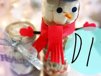 DIY Cute Holiday Gift Ideas Using Jars | ANNEORSHINE