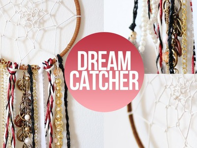DIY: Dream Catcher | LaurDIY