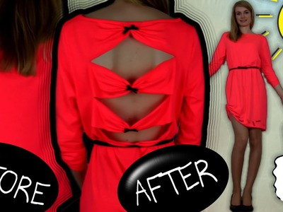 DIY: Fashion! How to Renovate, Recycle your Old Dress!