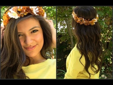 DIY Flower headbands!