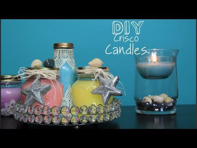 DIY No Wax Candles!? Scented, Color, & Bug It