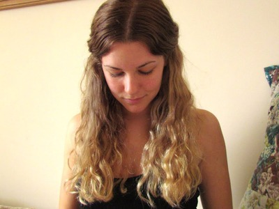 DIY: Ombre Hair Tutorial and Results (from blonde)