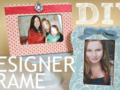DIY Picture Frame | by Michele Baratta