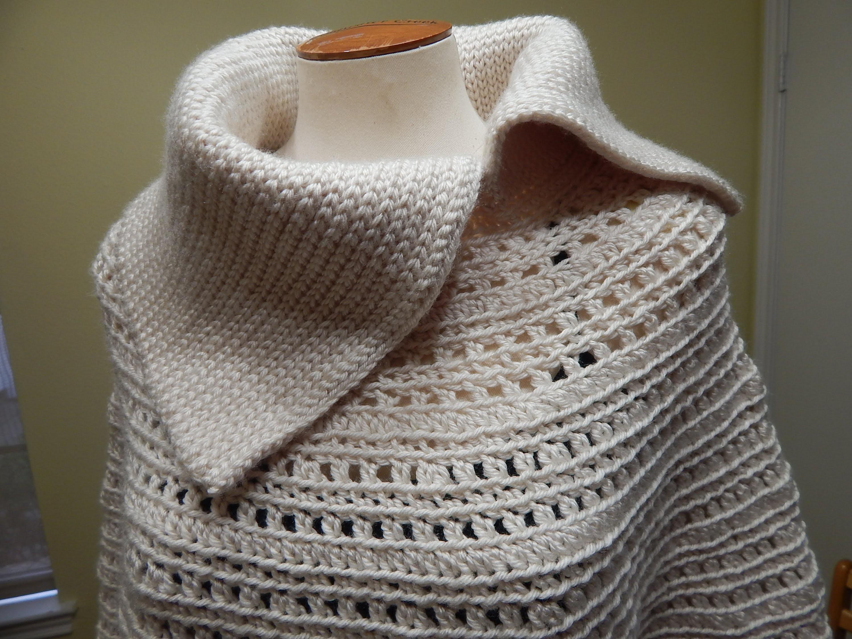 Elegante Invierno Crochet