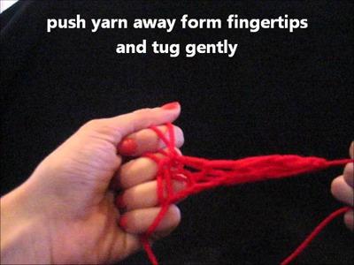 Finger Knitting 4 Kids