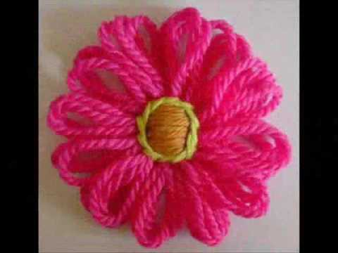Flower Loom Techniques and Projects on Knitting-and.com - A Slideshow
