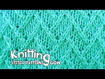 Fractured Lattice stitch