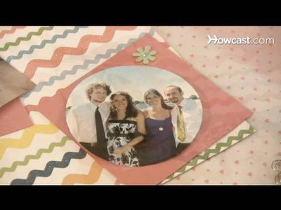 How to Cut Scrapbook Photos