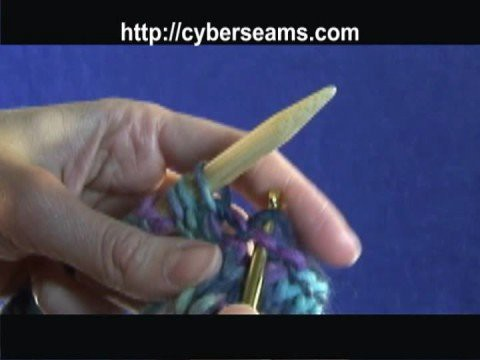 How to Knit  Pick Up Stitches