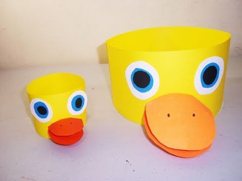 How to make a duck hat - EP