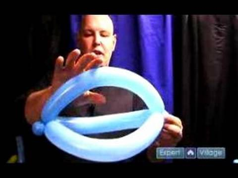 How to Make Balloon Hats : How to Make a Basic Balloon Hat