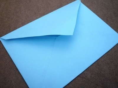 How to Make Your Own Envelopes - A Craft Tutorial