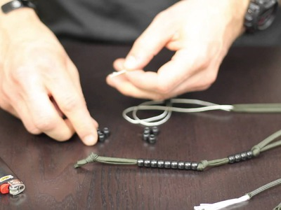 How To Make Your Own Pace Count Beads for Land Navigation