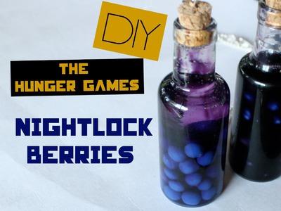 Hunger Games DIY : Nightlock Berries