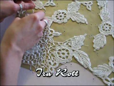 Irish crochet 2