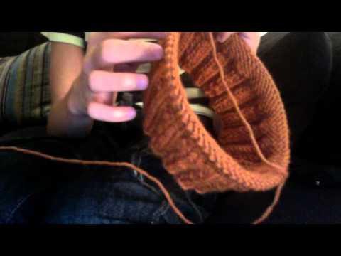Knit hat update 1!