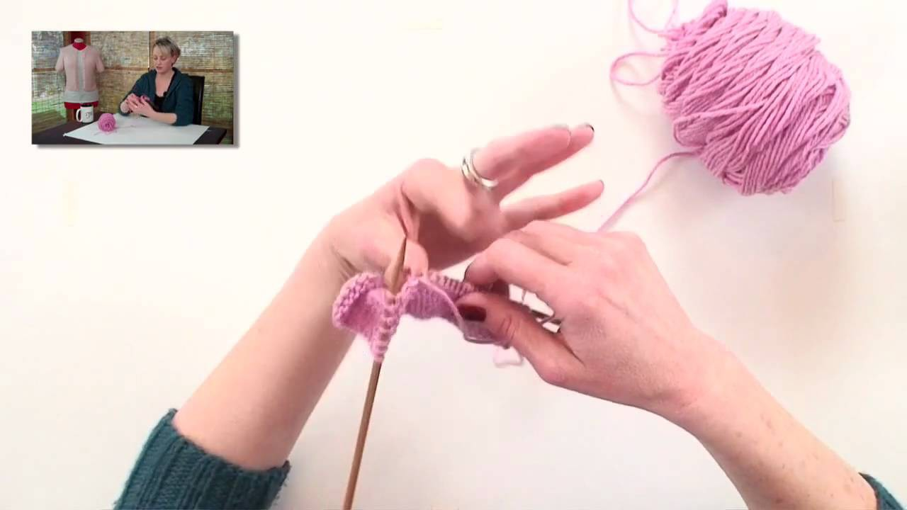 Knitting Help - Wrap and Turn (w&t)