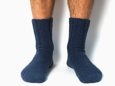 Learn to Knit Toe-Up Magic Loop Socks