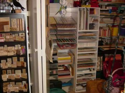 My Creative Space aka Craftroom for  Card Making and Scrapbooking