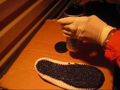 Perfect Rubber Sole for Crochet Slippers, Boots Whatever