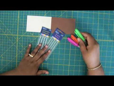 Scrapbook Tips and Tricks: Make Your Own Bling